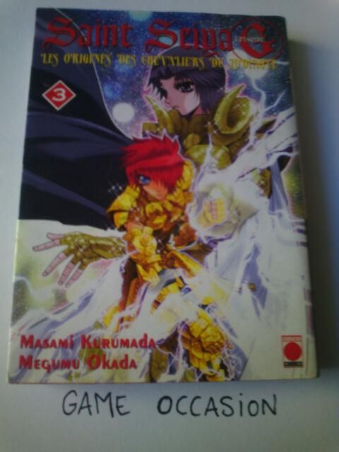 SAINT SEIYA EPISODE G TOMO 3 KURUMADA OKADA - GENERATION COMICS / MANGA LIBRO