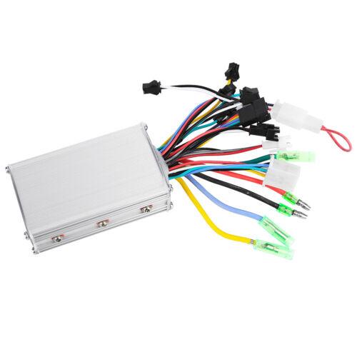 Contrôleur de l/'Instrument 24V//36V 250W LCD de Scooter de Vélo de Montagne