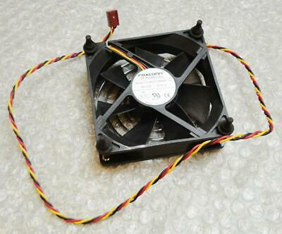 FOXCONN 92mm x 25mm 12V Case Fan X755M 45CFM DC Brushless Fan