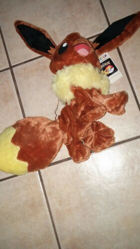 Eevee Pokemon plush Build-a-Bear NEW with TAG