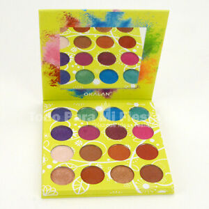 Okalan-Color-Revelry-Eyeshadow-Palette-Matte-Shimmer-Shades-Beauty-Colors