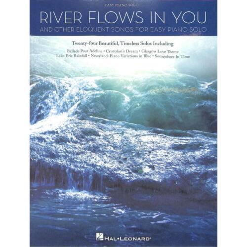 Noten Ausgabe Klavier leicht RIVER FLOWS IN YOU and other eloquent songs