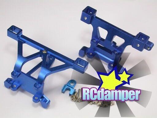 De Aluminio front+rear Cuerpo Montaje En Poste B Traxxas 1 10 Revo 2.5 3.3, E-revo de aleación