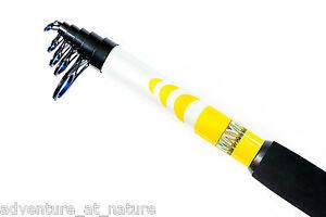 MAYA-Galaxy-3-60m-11-81ft-6-Section-Telescopic-Fiberglass-Surf-Fishing-Rod