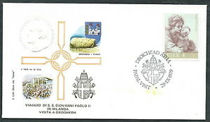 1979 Vaticano Viaggi Del Papa Irlanda Droghera - Rm1 Circulation Sanguine Tonifiante Et Douleurs D'ArrêT