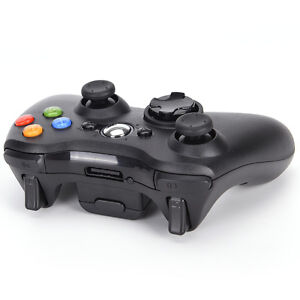 Details About 2 4ghz Wireless Gamepad For Xbox 360 Game Controller Joystick Newest Wr Rb