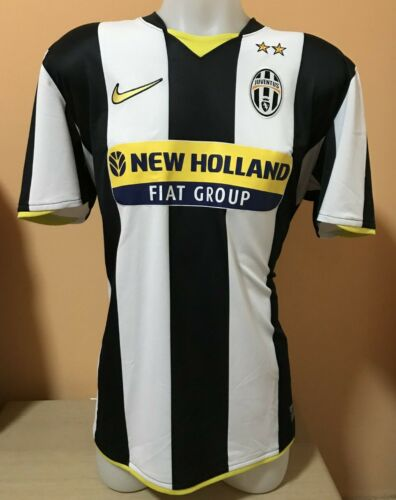 MAGLIA JUVENTUS PLAYER ISSUE C//L 2008-09 MATCH WORN ISSUED SHIRT TRIKOT MAILLOT