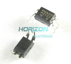 100Pcs-PC123-IC-OPTOISOLATOR-PHOTOCOUPLER-OPTOACOPLADOR-TRIAC-DRIVER-DIP-4-Nuevo