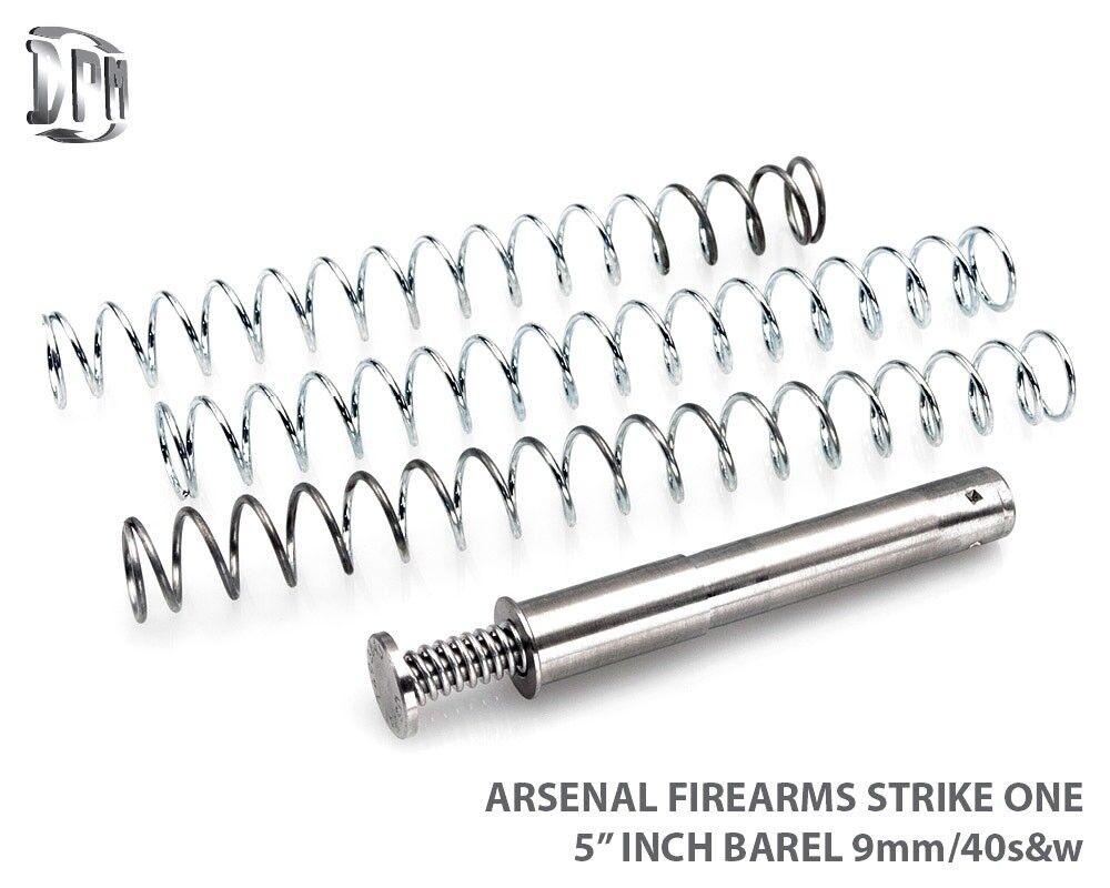 DPM Recoil rojoucción de sistemas para ARSENAL FIREARMS STRIKE ONE 5  9 mm 40s&w 357Sig