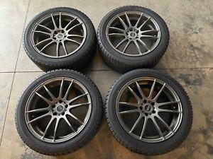 Bremmer-Kraft-BR10-Wheels-W-Winter-Tires-19x8-5-ET-32-5x112