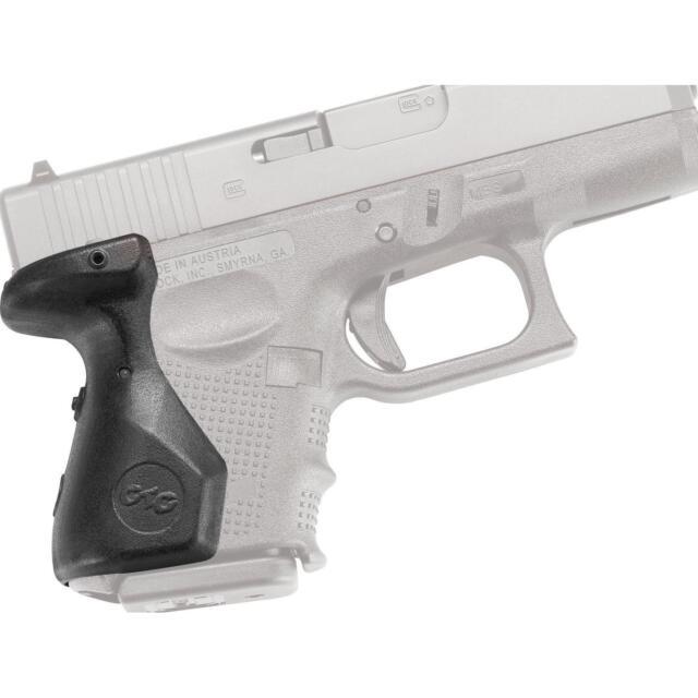 Crimson Trace Red LaserGrip for Glock 26/27/28 Black Gen 4 LG-852