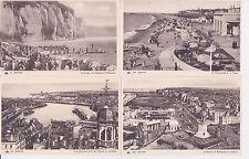 Lot 4 cartes postales anciennes DIEPPE 8