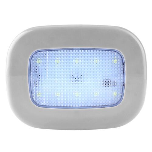 USB LED Car Interior Ceiling Reading Trunk Light Home Magnetic Night Lamp Bulb