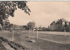 Gardelegen Sportplatz Tennisplatz 1964