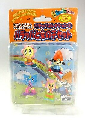 Parappa The Rapper Figure Collection 2 TAKARA JAPAN