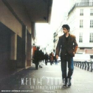 Melvil-Poupaud-Un-Simple-Appareil-New-amp-Sealed-CD