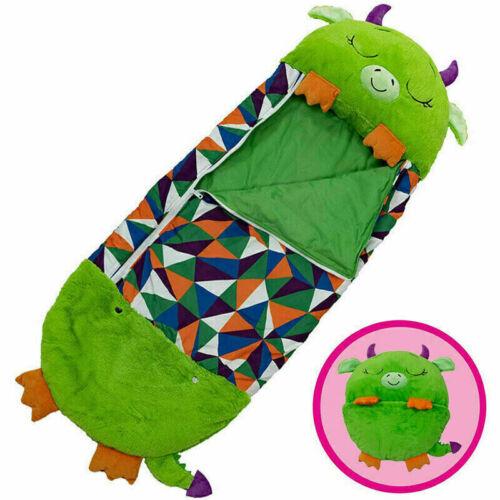 Large size Happy Nappers Sleeping Bag Kids Play Pillow Unicorn Xmas Gifts UK