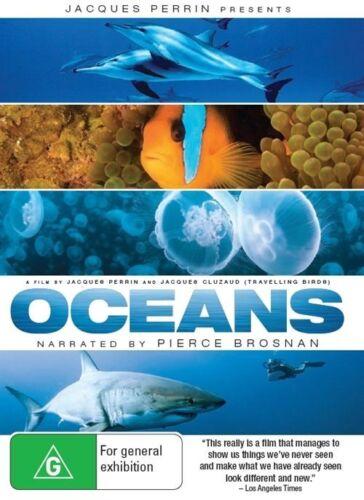 1 of 1 - Oceans (DVD, 2011)