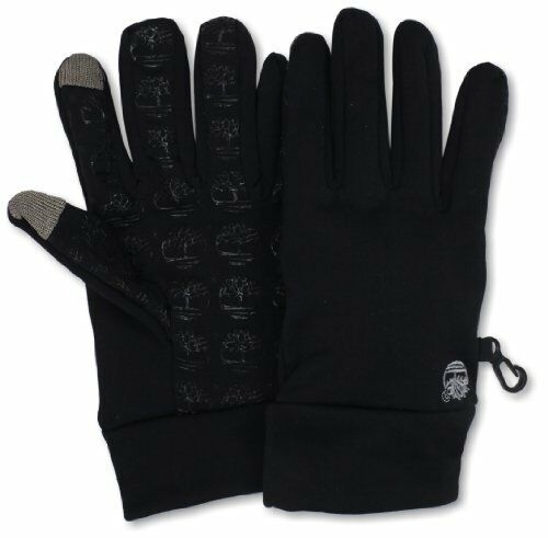Pick SZ//Color. Timberland Mens Cold Weather and Hats Commuter Glove Stretch