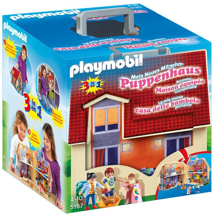 PLAYMOBIL 5167-NUOVO bili-casa delle bambole Playmobil
