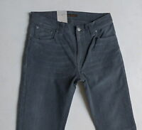 Nudie Men Jeans 34 W X 34 Thin Finn Organic Cotton Lighter Shade With Tags