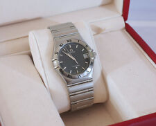Omega Constellation Stainless Steel Men's Watch + Box