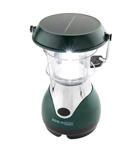Solar Power /& Wind Up Energy Heavy Duty Eco Lantern 24 Super Bright LED Light
