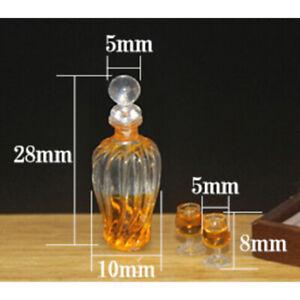 Dollhouse  accessories miniature model props simulation wine bottle combinatiS*