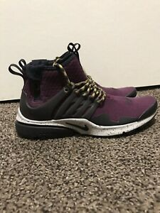 the latest be09e b370b Image is loading Nike-Air-Presto-Mid-Utility-Men-039-s-