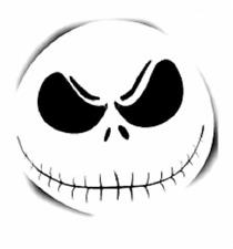 Kit adesivi stickers Disney The Nightmare before Christams smartphone 32 stickers ideale come adesivi computer console riutilizzabili e resistenti allacqua Erik/® tablet