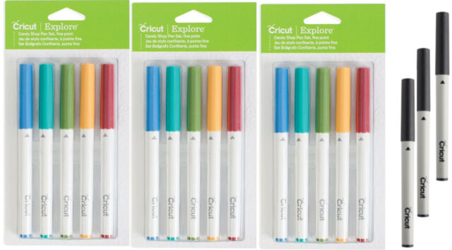ANTIQUITY 0.4-2003450 Cricut Fine Point Pen Set