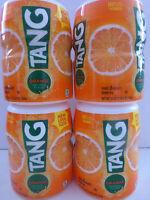 Tang Orange Drink Mix (4 Jars)
