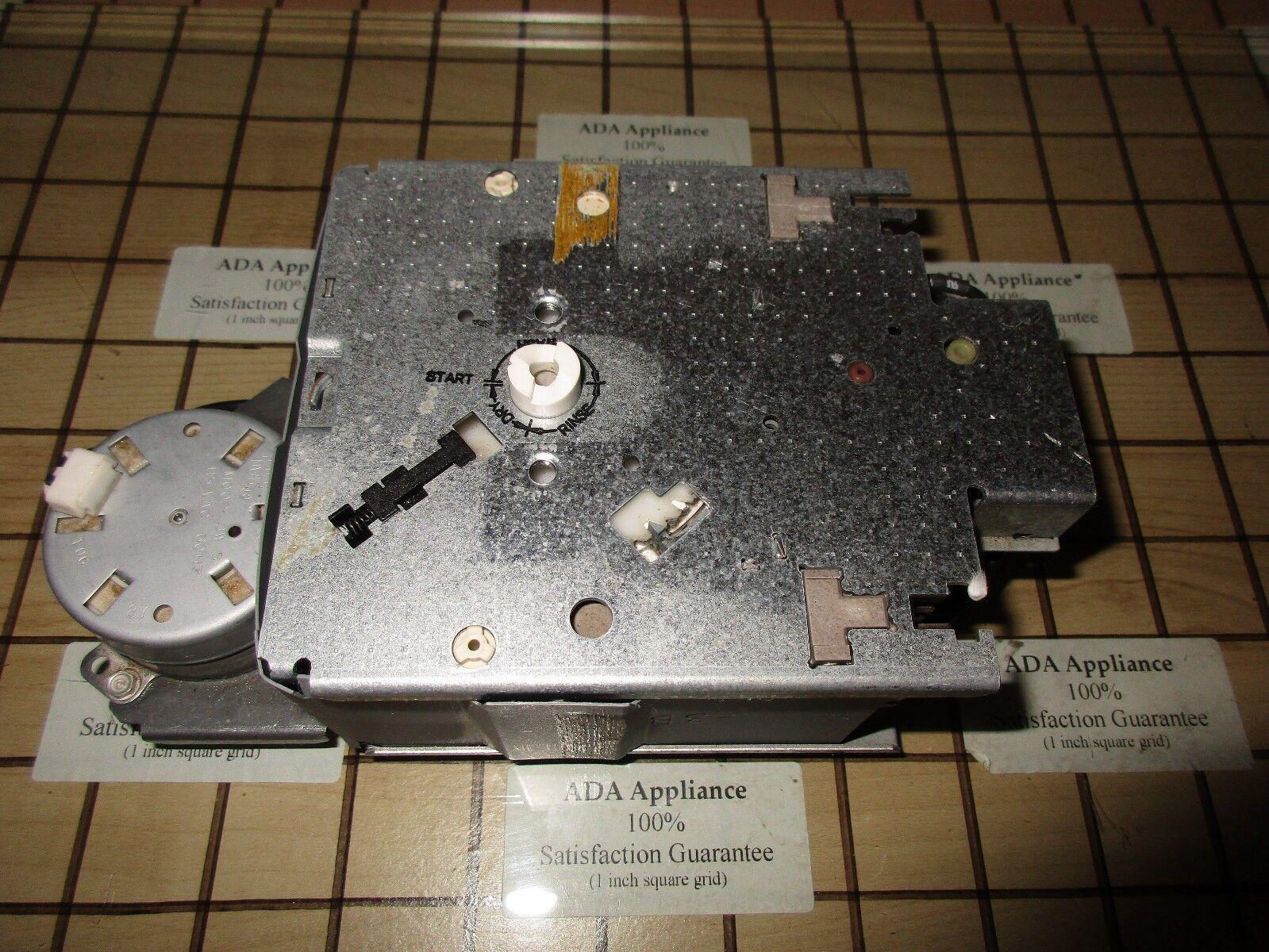 Thermador Dishwasher Timer 00487095, 01-37-097  SATISF GUAR FREE EXP SHIPPING