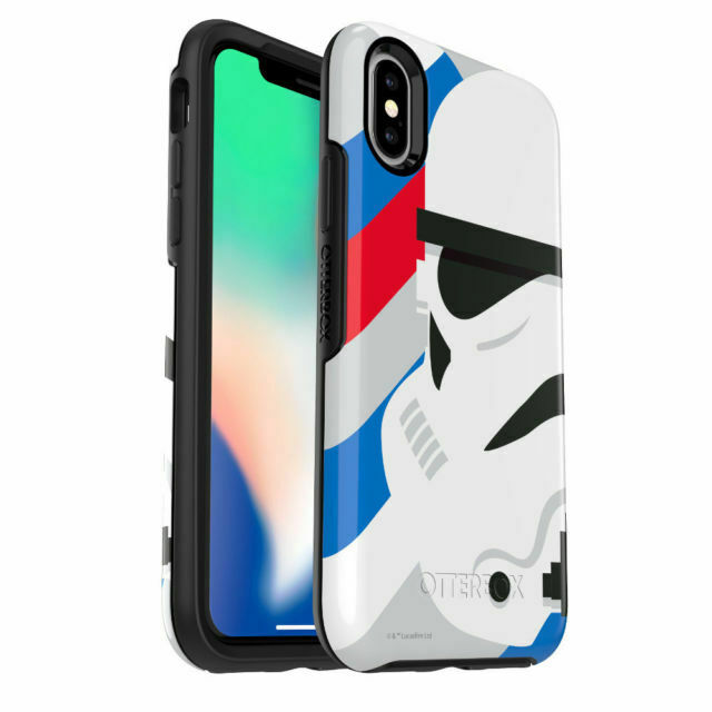 OTTERBOX Symmetry Star Wars Stormtrooper Case for iPhone X