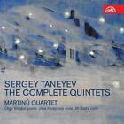 Die Quintette von Martinu Quartet (2015)