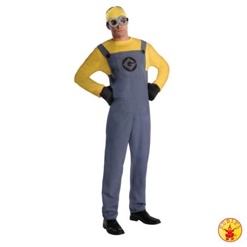 Rubies 3887201-Minion Dave-Je Simplement Incorrigible Taille STD-Adult Costume
