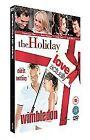 The Holiday/LoveActually/Wimbledon (DVD, 2007, 3-Disc Set, Box Set)