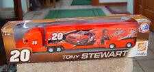#20 TONY STEWART '2008' 1:64 SCALE HAULER BANK NIB HTF BY ACTION LMT. EDITION