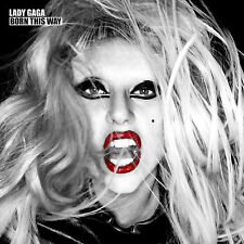 LADY GAGA BORN THIS WAY |SPECIAL LIMITED EDITION|2CD [Audio CD] ⓈⒺⒶⓁⒺⒹ BRAND NEW