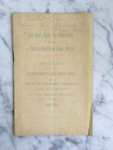 Este Que Hecho El Colgante D'Une Tiempo Las Precio Emmanuel Delporte 1921