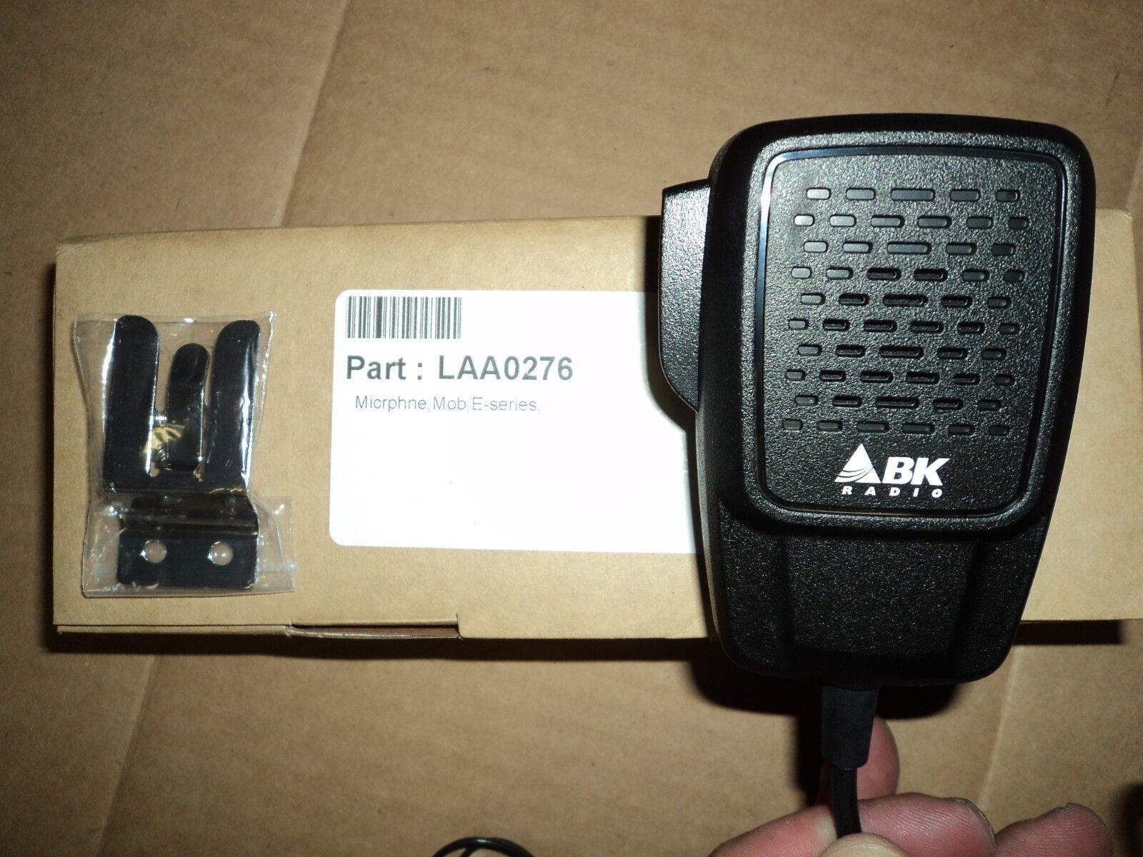 LAA0275 taradios New Bendix King Microphone - EMH - LMH - LPH  -EMV NEW MIC - LAA0276 BK laa0275
