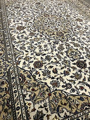 To Enjoy High Reputation In The International Market Initiative Sehr Feiner Perser Teppich Kaschan Handgeknüpft,reine Schurwolle,147 X 219cm
