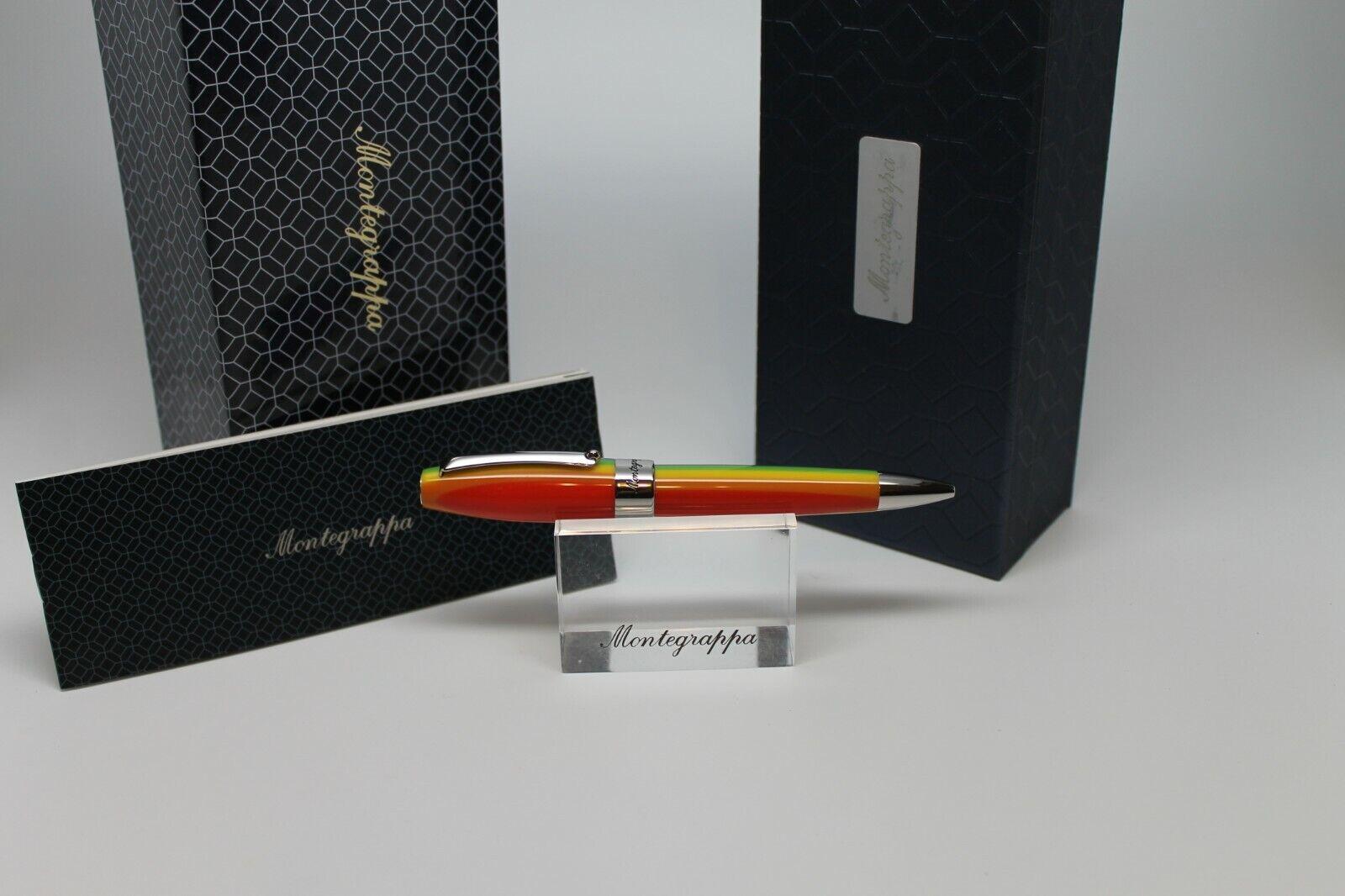 Montegrappa Pen Fortuna Rainbow Ballpoint ISFORBIR
