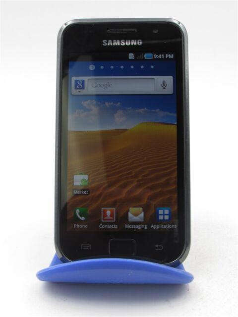 Samsung Galaxy S GT-I9000M 16GB Black(Bell)ESN Clear-Fair Condition-(FR979)