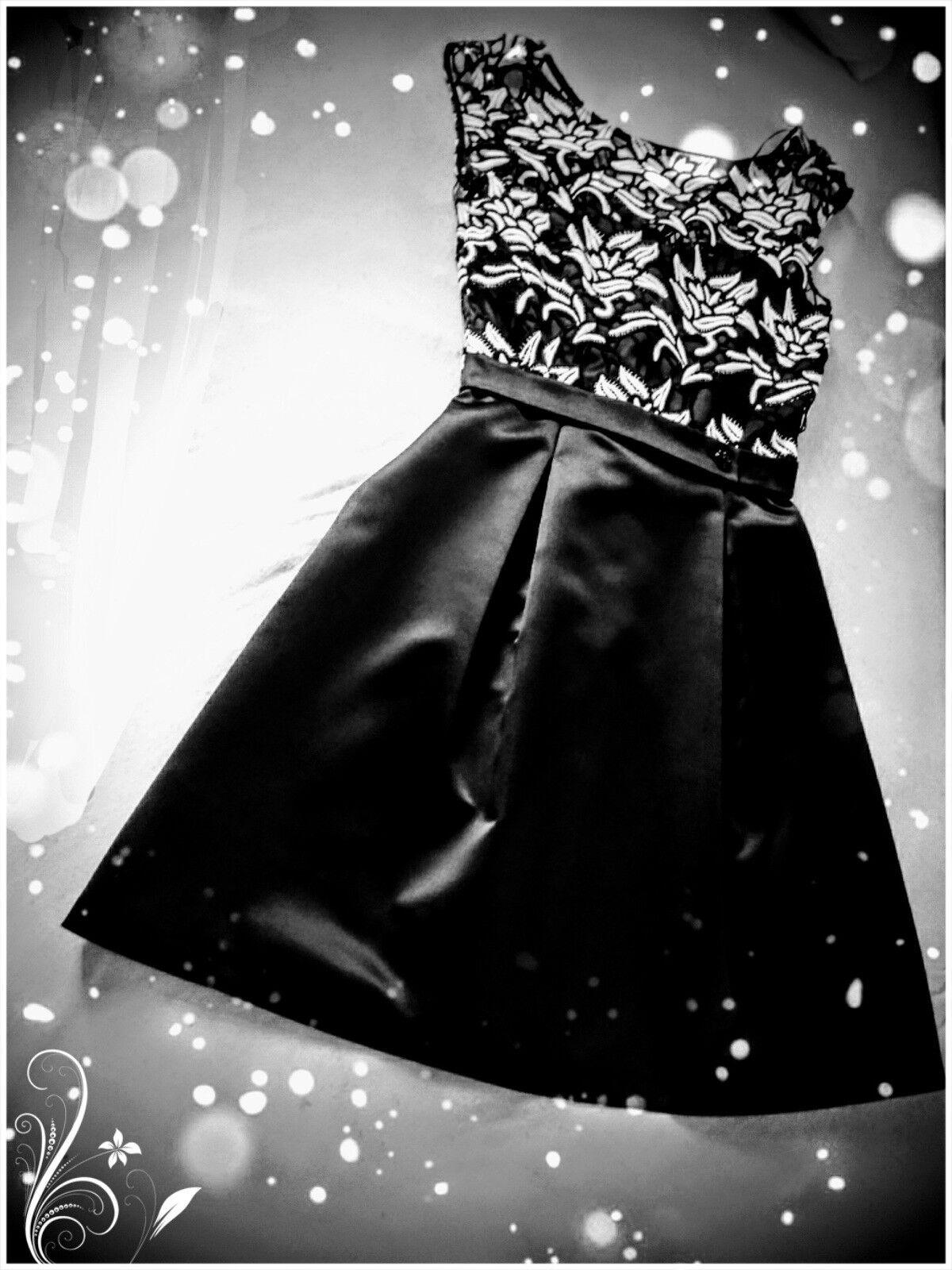 Kleid von Apanage, Schwarz, Gr. 32 | | | Qualität  | Neue Sorten werden eingeführt  | Reichlich Und Pünktliche Lieferung  c67427