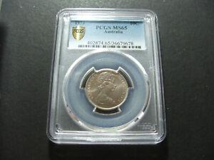 1972-10-cent-PCGS-Graded-MS65