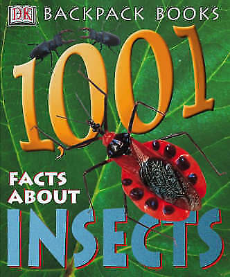 1 of 1 - Backpack:101 Facts About Insects Paper (Backpack Books), Brooks, Steve, Mound, L