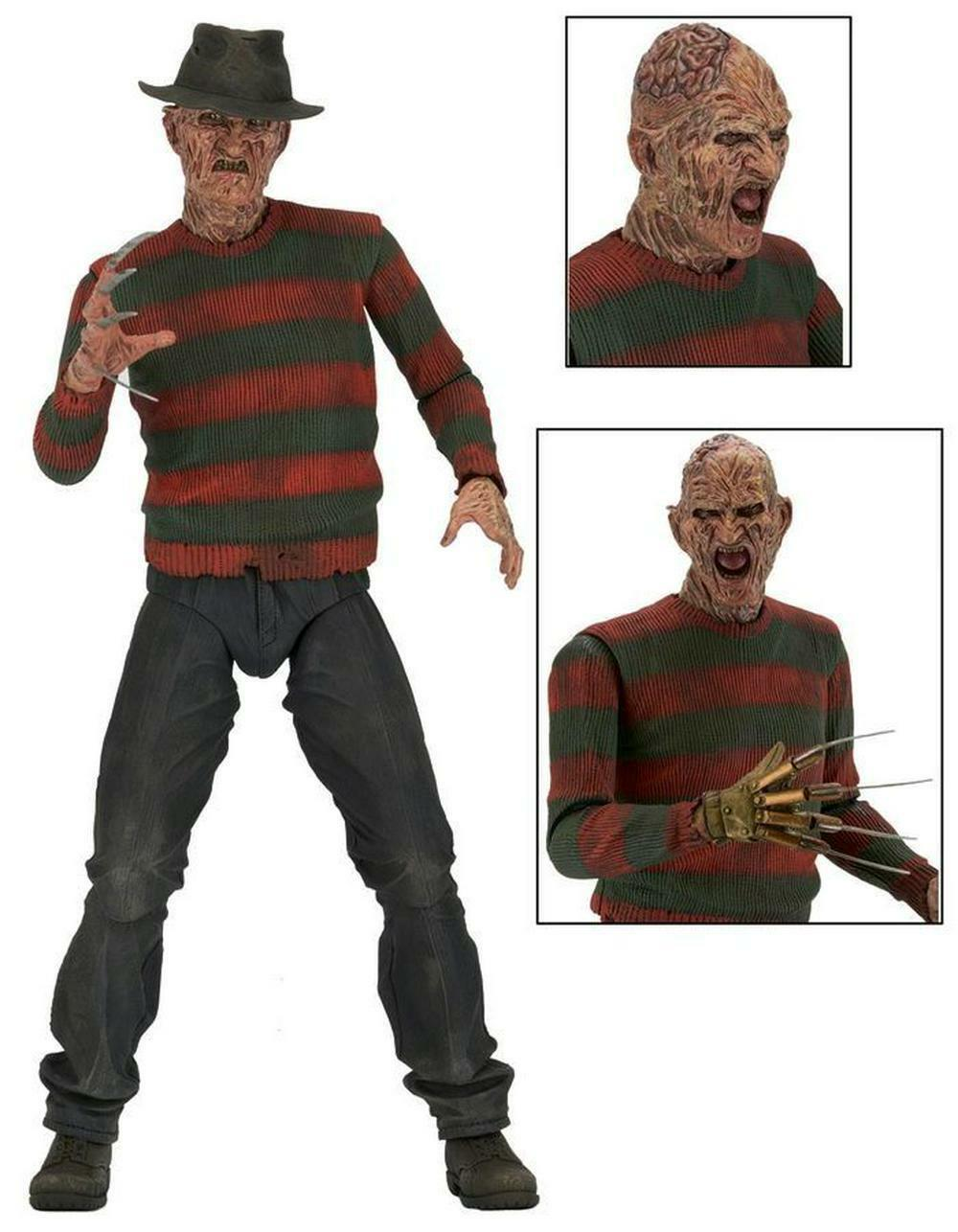 NECA A Nightmare On Elm Street Part 2 - FROTdy Krueger 1:4 Scale Action Figure