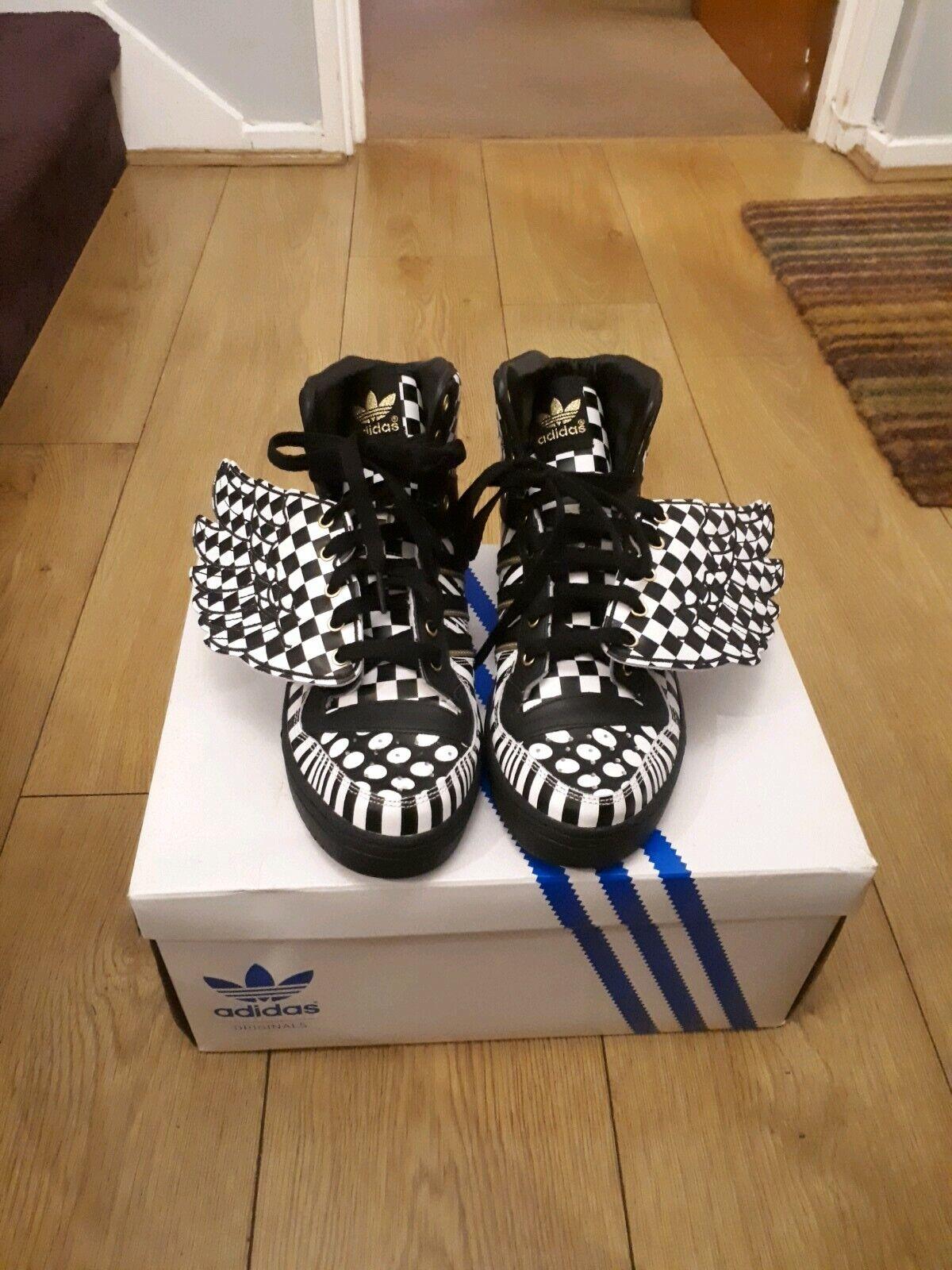 Adidas jeremy scott wings Opart UK 8