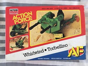 Palitoy Action Force par Whirlwind Mib inutilisé donner Joe